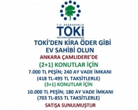 TOKİ SATIŞLARINDA SON FIRSAT...